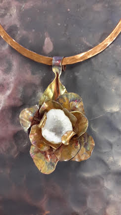 September 24-25, 2016: Metalsmithing: Settings for Stones & Found Material