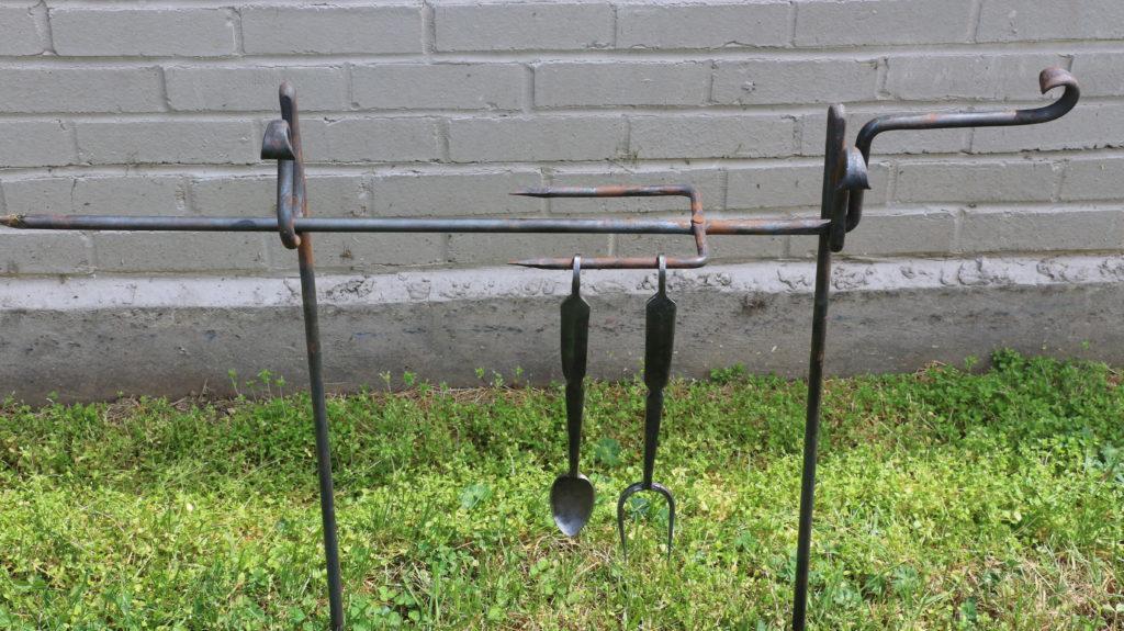 Campfire Tools & Rotisserie