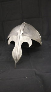 January 27 2018: Blacksmithing: Build a Helmet