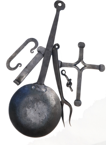 Nov. 19 2016: Beginning Blacksmithing: Tips and Tricks of the Anvil