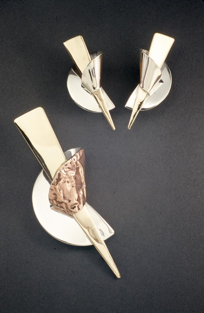 October 22-23, 2016: Metalsmithing: Soldering & Fabrication of Sterling Silver Jewelry