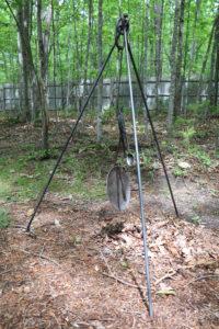 Blacksmithing: Campfire Cookset