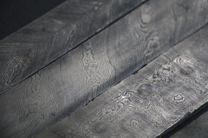 Blacksmithing: Pattern Welded Damascus