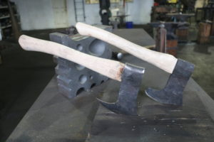 July 27 2019: Blacksmithing: Make a Hatchet