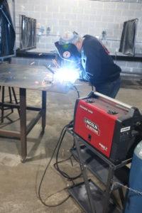 July 6 2019: Welding: Welder Cart and Gun Holder
