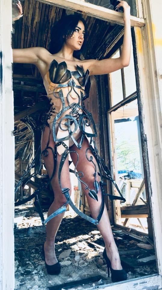 Wearable Ironwork with Ellen Durkan