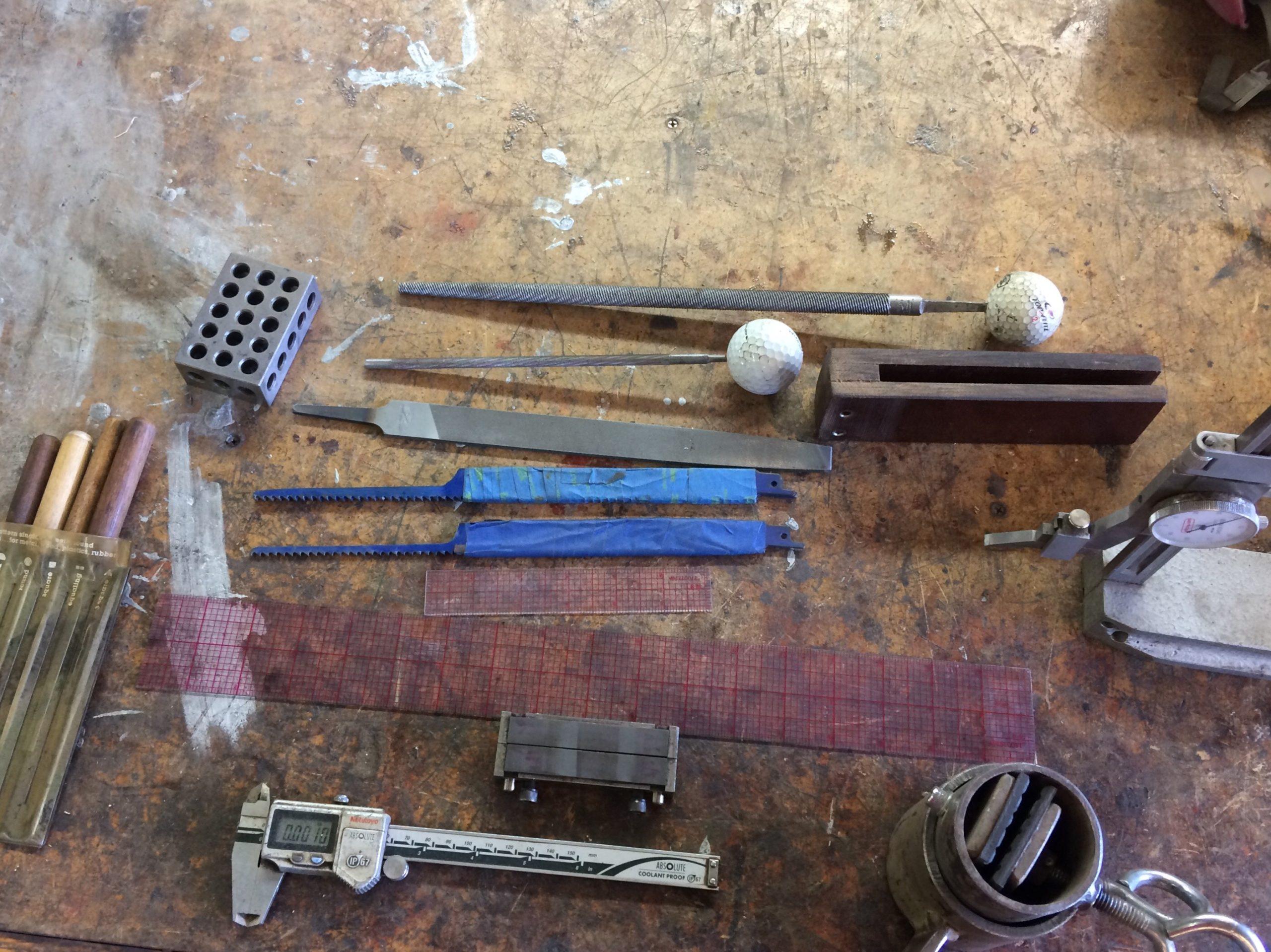 Intermediate Knifemaking/Handles and Guards